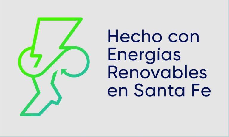 Certificación «Hecho con Energías Renovables» – Provincia de Santa Fe