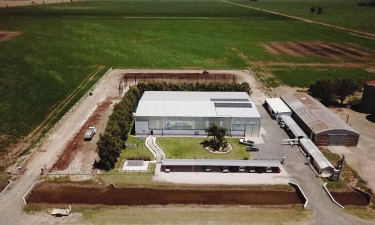 Ampliación Planta Industrial