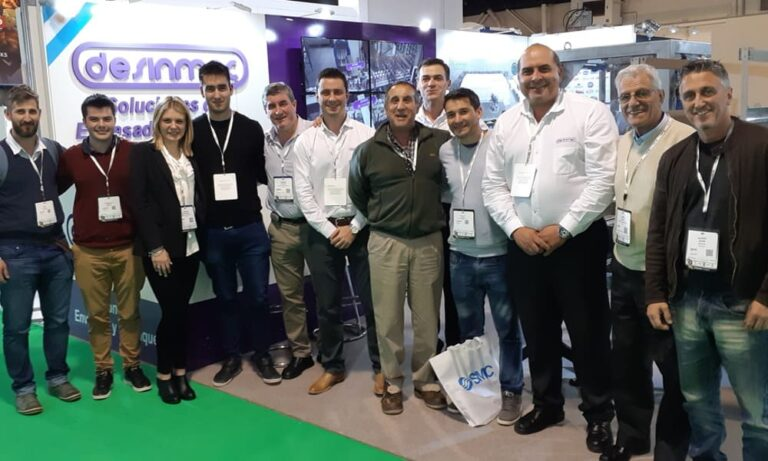 We participate in Envase-Alimentek, an event organized by the Argentine Packaging Institute held in Buenos Aires